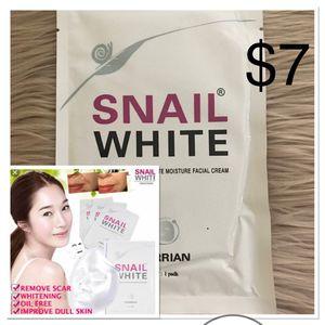 Snail white for Sale in San Lorenzo, CA