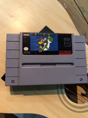 Super Nintendo Entertainment System Games/Console for Sale in Fairview Heights, IL