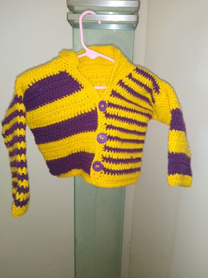 NEW UnisexToddler Raven inspired cardigan for Sale in Baltimore, MD