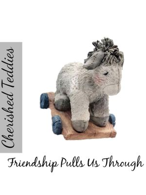"Cherished Teddies ""Friendship Pulls Us Through"". SHIPPING ONLY!!! for Sale in Colorado Springs, CO"