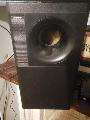 Bose bass amplifier speaker for Sale in WARRENSVL HTS, OH