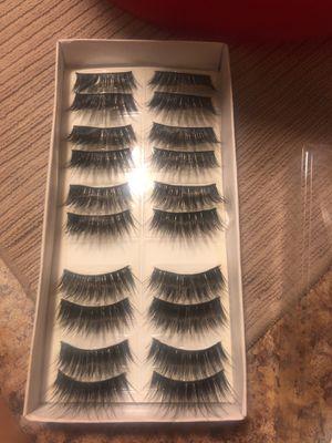 long eye lashes for Sale in Sanger, CA
