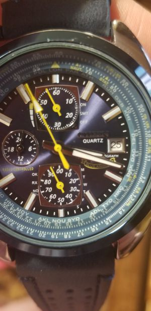 CITIZEN BLUE ANGELS QUARTZ WATCH for Sale in Fairfax, VA