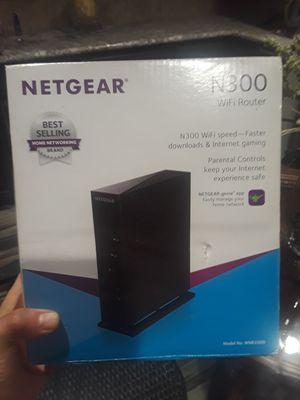 Black Wifi Router for Sale in Fresno, CA