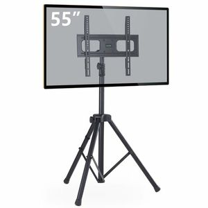 "Tripod TV Stand for 32""-55"" TVs Foldable Metal Legs for Sale in Ontario, CA"