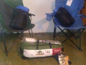 Camping bundle for Sale in Clanton, AL