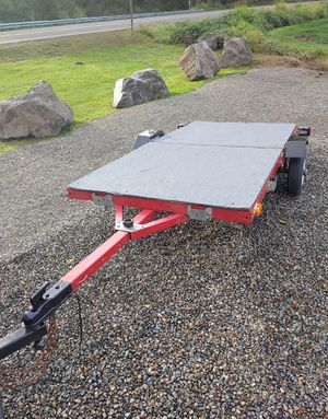 4x8 utility trailer for Sale in Kent, WA