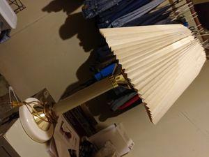 Three way lamp needs shade for Sale in Wichita, KS