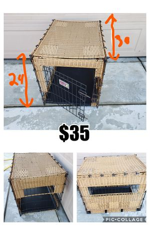 Dog crate$35 for Sale in Bakersfield, CA