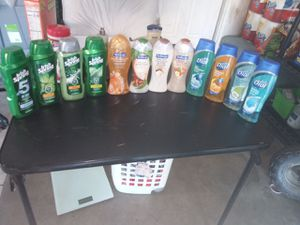 Irish spring and soft soap and dial body wash for Sale in Palmdale, CA