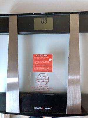 Health O Meter Digital Body Fat Scale for Sale in San Diego, CA