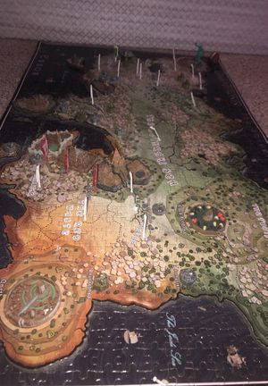 Game of Thrones Essos Puzzle for Sale in Adelphi, MD
