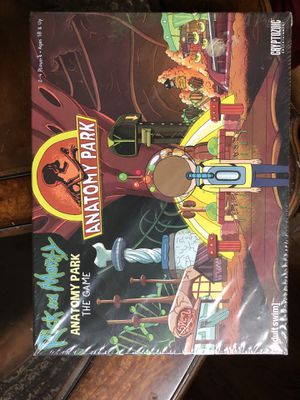 Rick and Morty board game for Sale in Fort Worth, TX