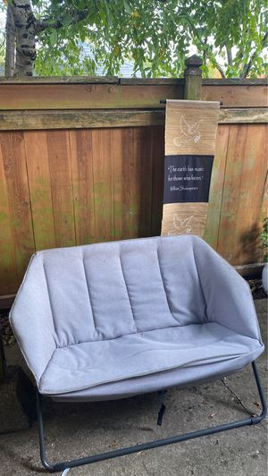 Outdoor seating reclined chair for Sale in Portland, OR