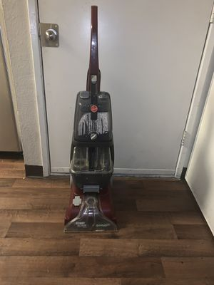 Hoover Power Scrubber Deluxe for Sale in Everett, WA