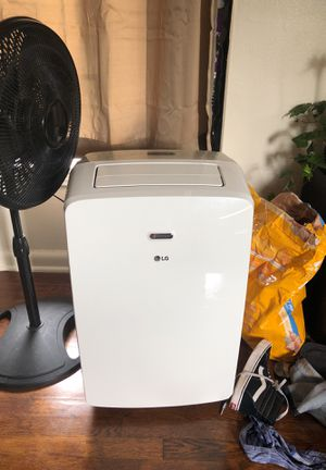 LG portable air conditioning unit, dehumidifier for Sale in Alamo Heights, TX