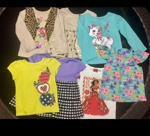 Beautiful Toddler Girls Clothes T-Shirt Shirt Size 2T for Sale in Phoenix, AZ