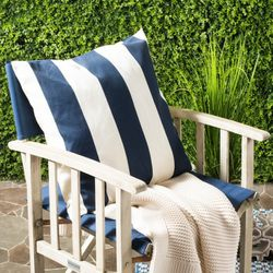 """Patio Outdoor&indoor 20""""x20"""" Cabana Stripe Fabric for Sale in Chino,  CA"""