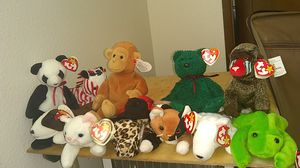 TY BEANIE BABY LOT 😘 for Sale in Seattle, WA