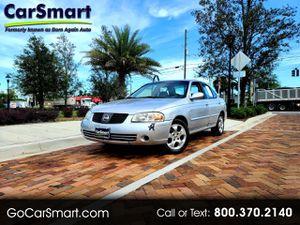 2005 Nissan Sentra for Sale in Groveland, FL