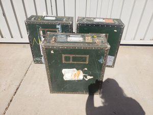 Vintage audio video boxes. for Sale in Phoenix, AZ