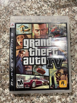 Grand Theft Auto IV (PS3) for Sale in Las Vegas, NV