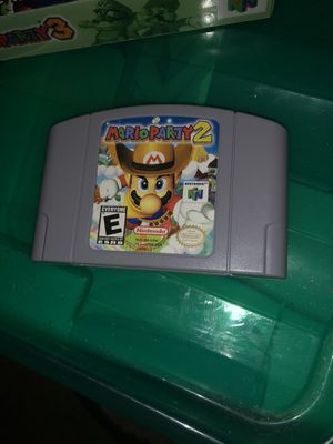 Mario Party 2 for Sale in Tacoma, WA