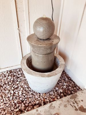 New Concrete Water Fountain for Sale in Glendale, AZ
