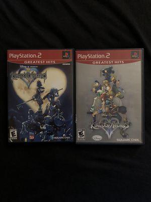 Kingdom Hearts PS2 for Sale in Glendale, AZ