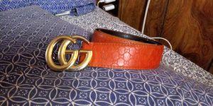 Gucci belt for Sale in Abilene, TX