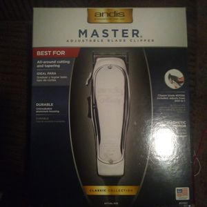 Andis professional Master adjustable Clipper for Sale in Fresno, CA
