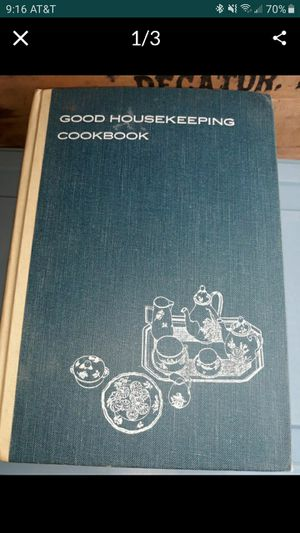 COOK BOOK. GOOD HOUSEKEEPING. 1963 for Sale in Bolingbrook, IL