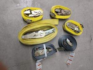 Commercial Load straps (𝙉𝙀𝙒) for Sale in Little Rock, AR