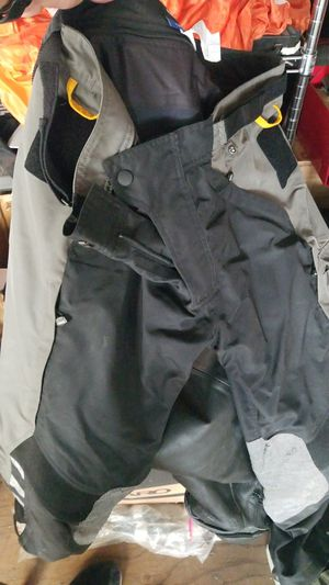 Bmw motorcycle pants size 56 for Sale in Los Angeles, CA
