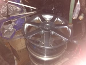 Set of four 18 inch 2004 Cadillac CTS rims for Sale in South Hero, VT