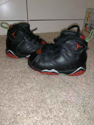 Infant Size 4c Marvin The Martian Jordan's-PRICE IS FIRM for Sale in Charlotte, NC