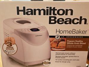 Hamilton Beach Bread Maker for Sale in Douglasville, GA