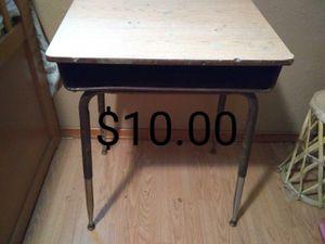 Kids school desk for Sale in San Diego, CA