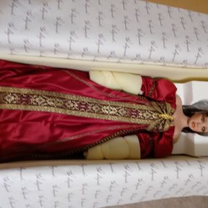 """Victorian Porcelain Doll 36"""" New """"Madina"""" for Sale in Houston, TX"""