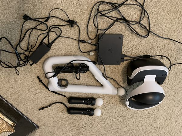 PlayStation Virtual Reality System - $250