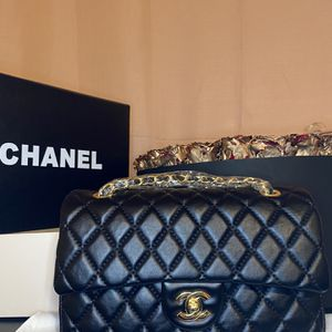 Black Chanel Bag for Sale in Brooklyn, NY