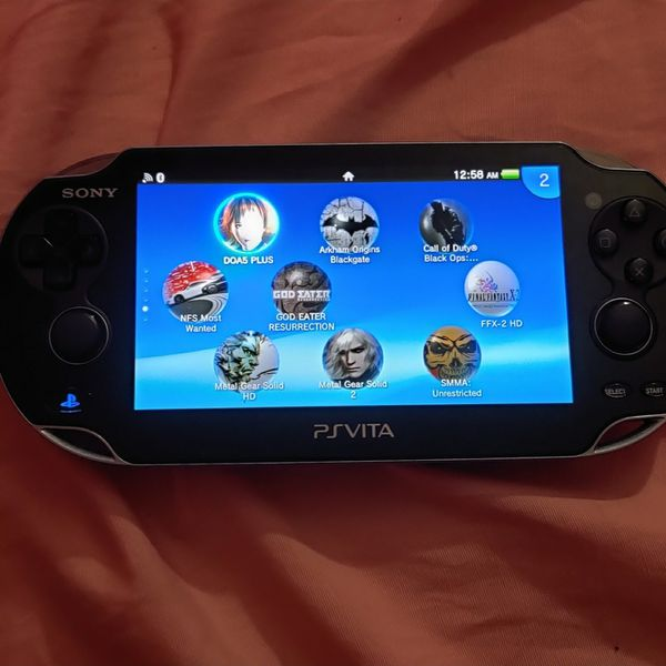 PS3 PS Vita Nintendo Modded