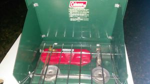Coleman camp stove 2-Burner 425f for Sale in Palm Harbor, FL