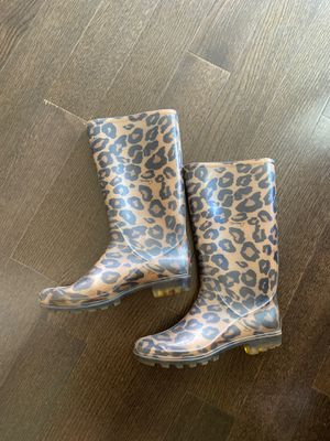 Coach rain boots for Sale in Baltimore, MD