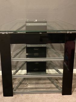 Glass TV Stand for Sale in Kent,  WA