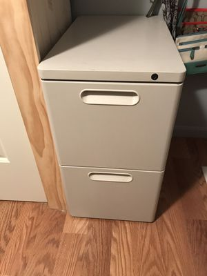 2 drawer metal filing cabinet for Sale in Liberty, SC