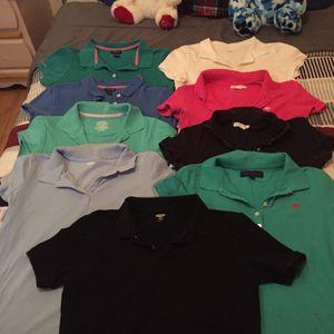 Camo Shirts 2dollars Each. for Sale in Abilene, TX