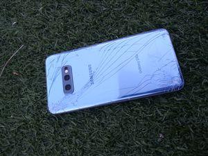Samsung galaxy s10e for Sale in San Diego, CA