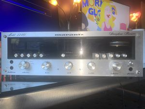 Marantz vintage stereo receiver model 2240 for Sale in Boonton, NJ