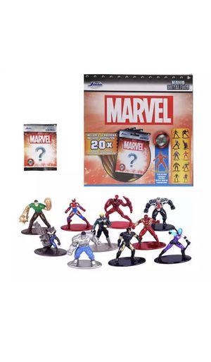 Marvel Nano Metalfigs Bags Die-Cast for Sale in Gardena, CA